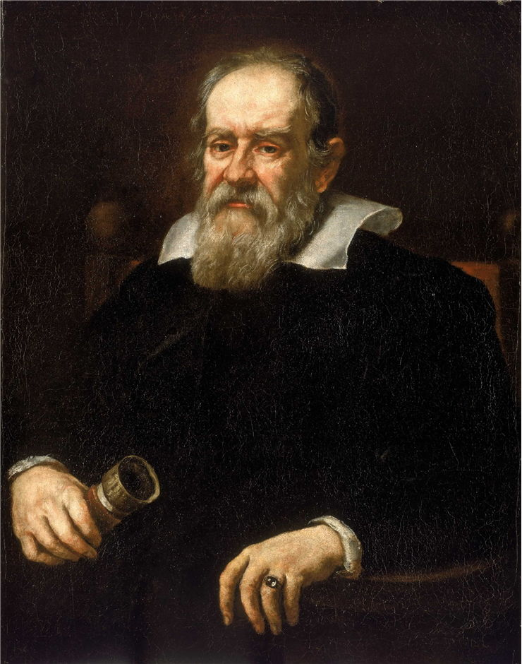 Picture Of Galileo Galilei 1636
