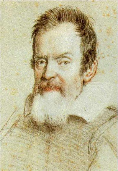 Picture Of Galileo Galilei Portrait