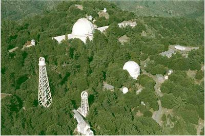 Picture Of Mount Wilson Observatory