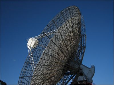 Picture Of Parkes Radio Telescope