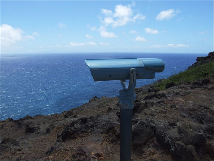 Picture Of Spyglass On The Island Of Oahu Hawaii