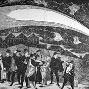 Picture Of The Great Comet Of 1577