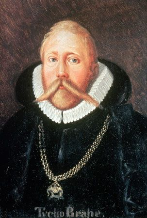 Picture Of Tycho Brahe